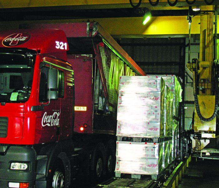 Coca-Cola – Unitronics Logistics